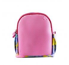 Детский рюкзак с боковыми карманами Dream High Kids Daysack WY-A012-A Розовый