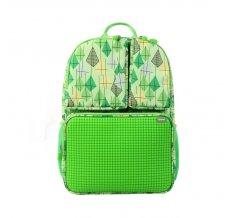 Детский рюкзак Joyful Kiddo WY-A026 Зеленый с рисунком