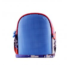Детский рюкзак с боковыми карманами Dream High Kids Daysack WY-A012-A Синий