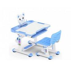 Комплект парта и стульчик Mealux BD-04 New XL