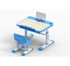 Детская парта-трансформер и регулируемый стул bellissima