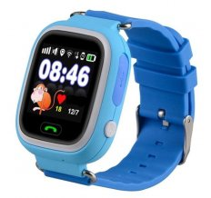 Smart Baby Watch Q60S детские часы с GPS-трекером