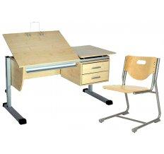Комплект 120 ТТ + стул SF3 + книгодержатель в подарок!