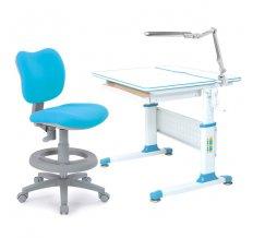 Парта-трансформер Rifforma Comfort80 + Кресло KIDS CHAIR + Cветильник TL11S