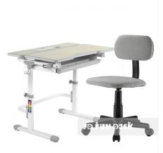 Комплект растущая парта FunDesk Lavoro L + детское кресло SST7