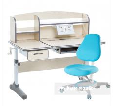Комплект парта-трансформер Ammi Cubby + кресло Primavera I