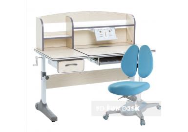 Комплект парта-трансформер Ammi Cubby + кресло Primavera II