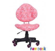 Компьютерное кресло для девочки FunDesk SST5 Pink