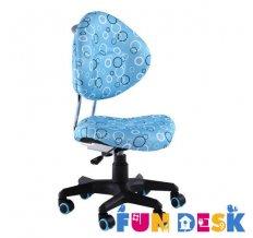 Детское кресло для школьника FunDesk SST5 Blue