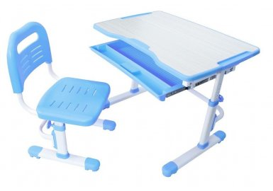 Комплект парта + стул трансформеры Vivo FunDesk