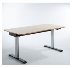 Стол-трансформер E-desk DWS с электроприводом